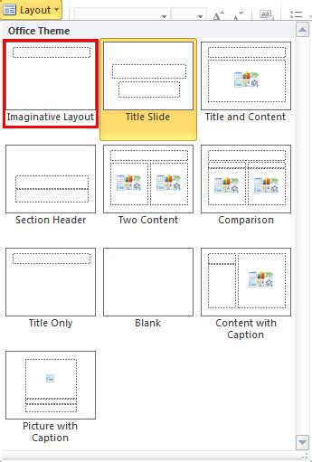 how to design layout in powerpoint 2007 add new slide layouts in powerpoint 2010 powerpoint