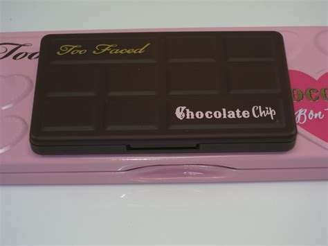 faced matte chocolate chip eyeshadow palette review swatches blogs bloglikes