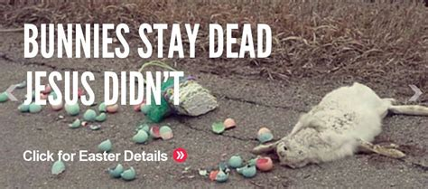 Pagan Easter Meme - dead bunny easter invitation raises concern wmbfnews com