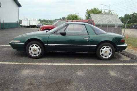 find used 1991 buick reatta black tan coupe in acton massachusetts united states buy used 1991 buick reatta base coupe 2 door 3 8l rare polo green in east bridgewater