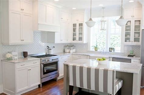 like the light blue backsplash kitchen