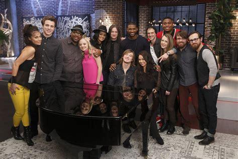 the voice season 6 winner is team ushers josh kaufman the voice usa 2014 spoilers meet team adam season 6