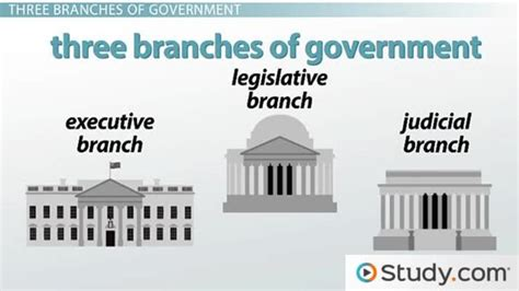 branches  government executive legislative judicial video  lesson transcript