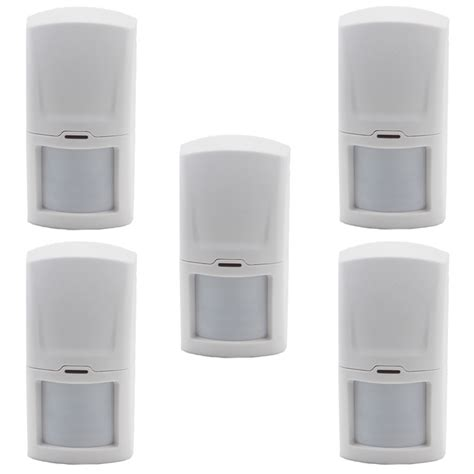 infrared motion detector alarm for wireless business