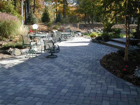 Paver Patio Nj Paver Patio Outdoor Living Space Warren Nj Outdoor Living Spaces Llc