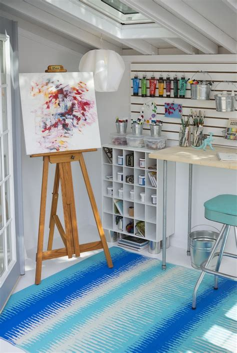 how to make an art studio in your bedroom diy how to build a shed