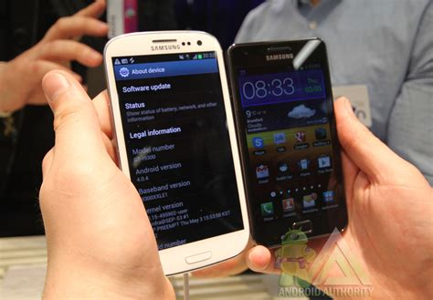 galaxy s3 specs samsung galaxy s3 specs android authority