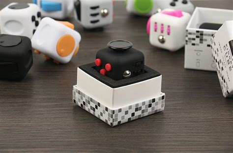 Fidget Cube Import Therapy Toys Premium Quality fidget cube stress reliever cube or end 1 26 2018 8 48 am