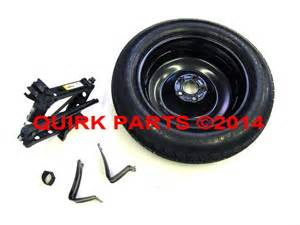 2014 jeep grand emergency spare tire kit new