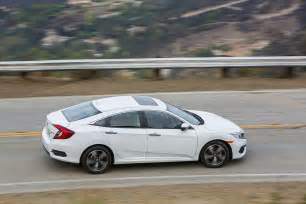 2016 Honda Civic 2016 Honda Civic Test Review Motor Trend