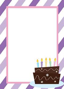 downloadable birthday invitation templates free printable birthday invitation templates