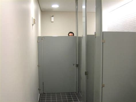 bathroom stalls without doors school bathroom stall door www imgkid com the image