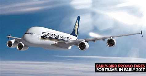 book your new year holidays with singapore airlines early bird promotional fares now great