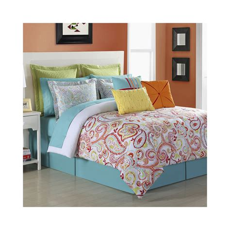 buy bedding buy fiesta torrence paisley comforter set now bedding