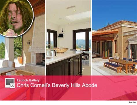 Home Gym Flooring exclusive chris cornell lists stunning italian villa