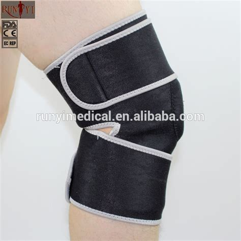 Knee Support Athlet Sport neoprene knee brace knee support wraps for crossfit and