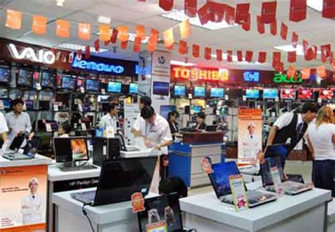 wanton competition drives electronics stores