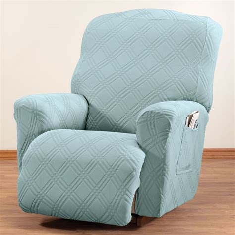 chair cover for recliner double diamond stretch recliner cover chair cover