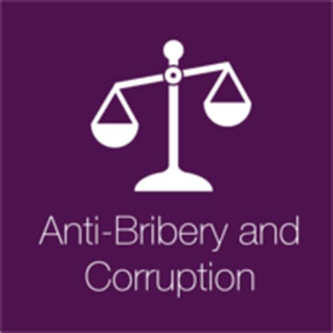 anti corruption and bribery policy template anti bribery corruption association of international