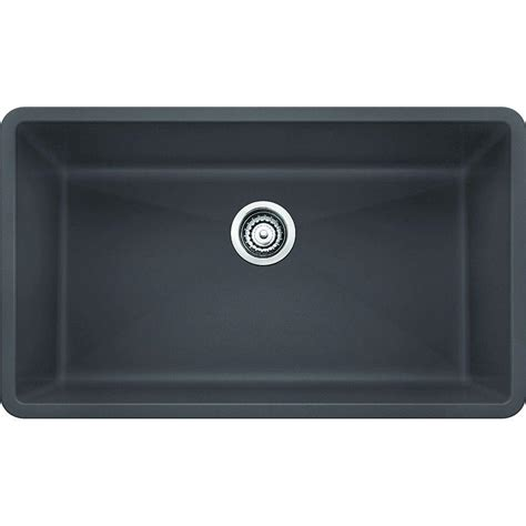 blanco diamond undermount granite composite 32 in 0 hole double beaufiful blanco kitchen sink images gallery gt gt blanco