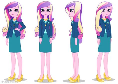 my little pony princess cadence equestria girls image friendship games dean cadance turnaround art png
