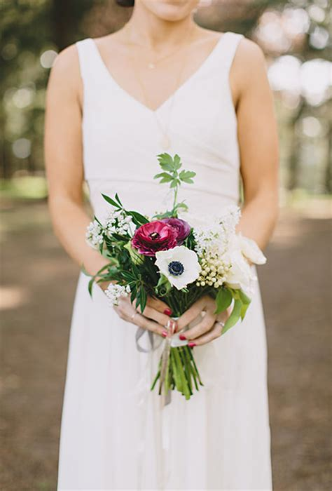 Small Bridesmaid Bouquets by Posy Bouquet Ideas Brides