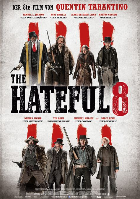 recensione film quentin tarantino the hateful 8 the ending is a little long winded but