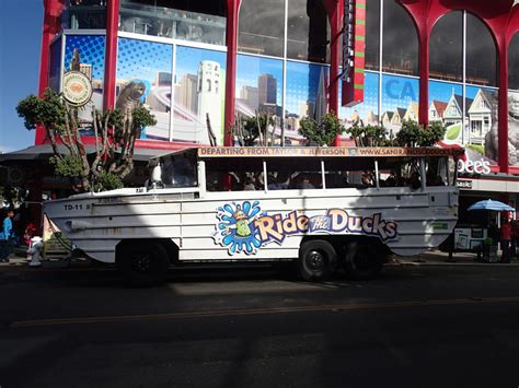 duck boat tours san francisco 20 of san francisco s best attractions tripstodiscover