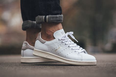 Adidas Stansmith Import adidas stan smith cool granite sneaker bar detroit