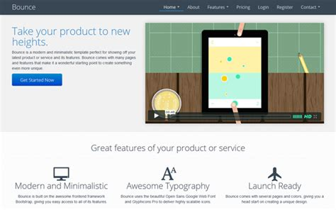 bootstrap themes landing premium templates archives page 89 of 215 bootstrap stage