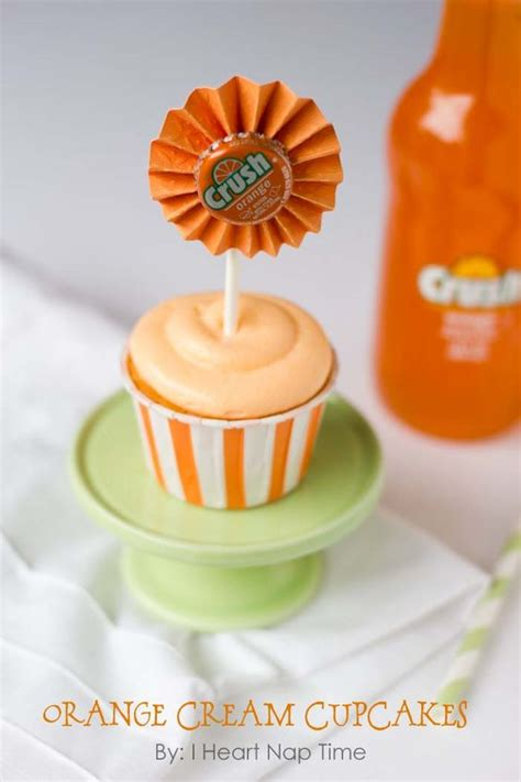 Cap Orange Creamcicle 1oz nap times and on