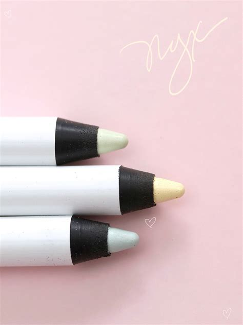 Eyeliner Nyx White these nyx faux whites white eyeliners a hint of exquisite color makeup and