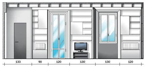 libreria tutta parete in 35 mq 6 zone comode e funzionali cose di casa