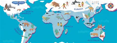 map world age age map of the world by tite they draw travel