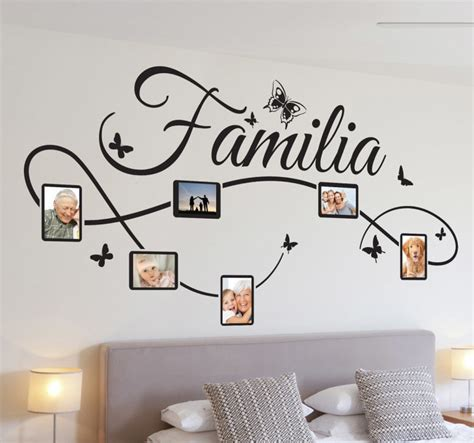 vinilos decoracion paredes vinilo decorativo fotos familia tenvinilo