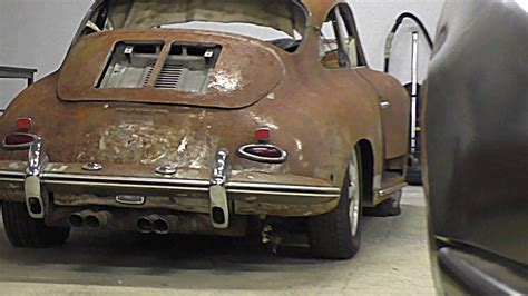 Porsche Restoration by Porsche 356 Restoration Renovation Doctorclassic Eu