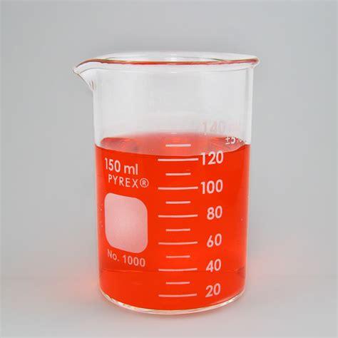Promo Beaker Glassgelas Kimia Low Form 50 Ml pyrex glass beaker 150ml
