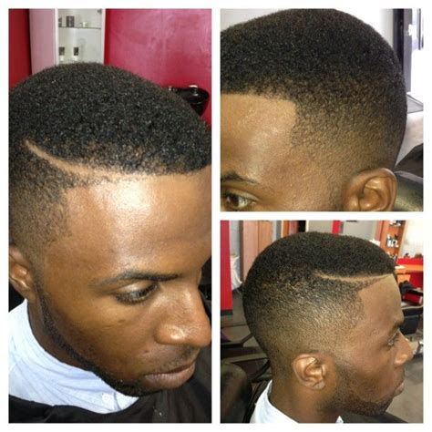 hair parts for black boys part and fade flawless hair men pinterest hair