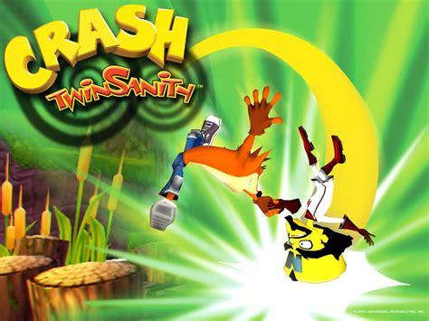 Crash Bandicoot Twinsanity Wallpaper   www.pixshark.com ...