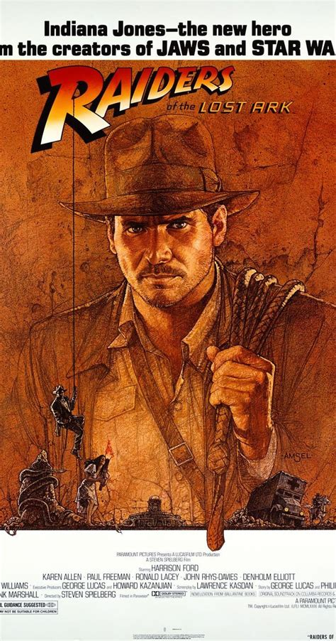 film petualangan indiana jones raiders of the lost ark 1981 imdb