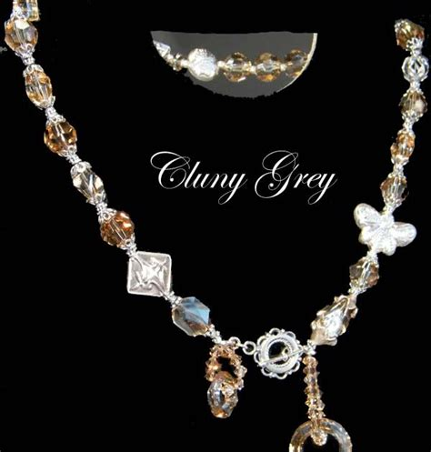 Handcrafted Jewelry Blogs - the jewelry swarovski swarovski and gemstones