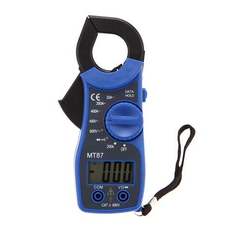 diod ohmmeter mt87 31 2 digital cl meter multimeter voltmeter ac ammeter ohmmeter diode continuity tester