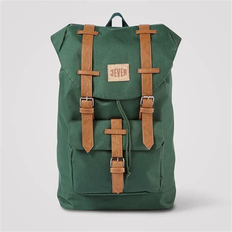 Backpack Retro retro rucksack quot gr 252 n quot