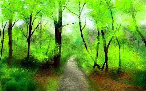 hd sublime green wallpaper