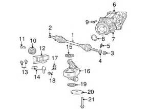 Jeep Patriot Rear Differential Axle Differential For 2008 Jeep Patriot