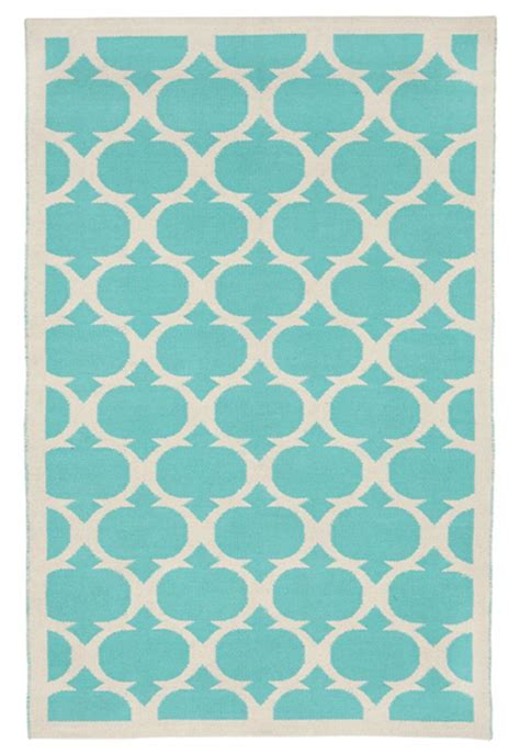 Aqua Colored Rug by Turquoise Rugs Decor By Color