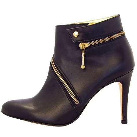 high heel ankle boots uk kaiser kailee fashionable high heel ankle boots