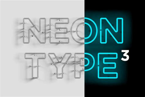 Dashwood S New Photoshop Templates Create Reality Out Of Thin Air Youworkforthem Neon Sign Photoshop Template