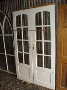 Wood Patio Door Reclaimed Wooden Patio Doors