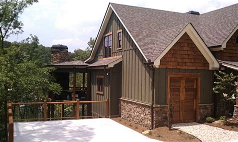 mountainside house plans 3 story open mountain house floor plan asheville mountain house